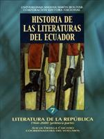 Literatura de la República. Período 1960-2000 (Primera parte)
