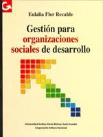 Gestión para organizaciones sociales de desarrollo