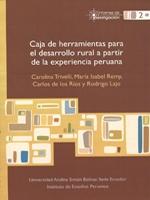 Caja de herramientas para el desarrollo rural a partir de la experiencia peruana