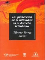 La protección de la intimidad en el derecho tiributario