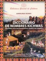 Diccionario de nombres kichwas