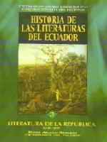 Literatura de la República. Período 1830-1895