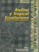 Biopatología andina y tropical ecuatoriana