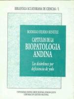 Capítulos de la biopatología andina: los desórdenes por deficiencia de yodo