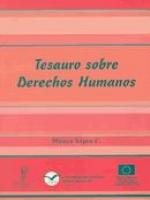 Tesauro sobre derechos humanos