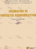 Celebración de contratos administrativos