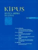 Kipus: revista andina de letras