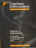 Comentario Internacional: revista del Centro Andino de Estudios Internacionales