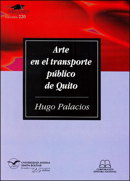 Arte en el transporte público de Quito