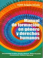 Manual de formación en género y derecho humanos