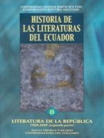 Literatura de la República. Período 1960-2000 (Segunda parte)