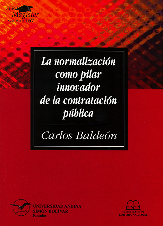 La normalización como pilar innovador de la contratación pública