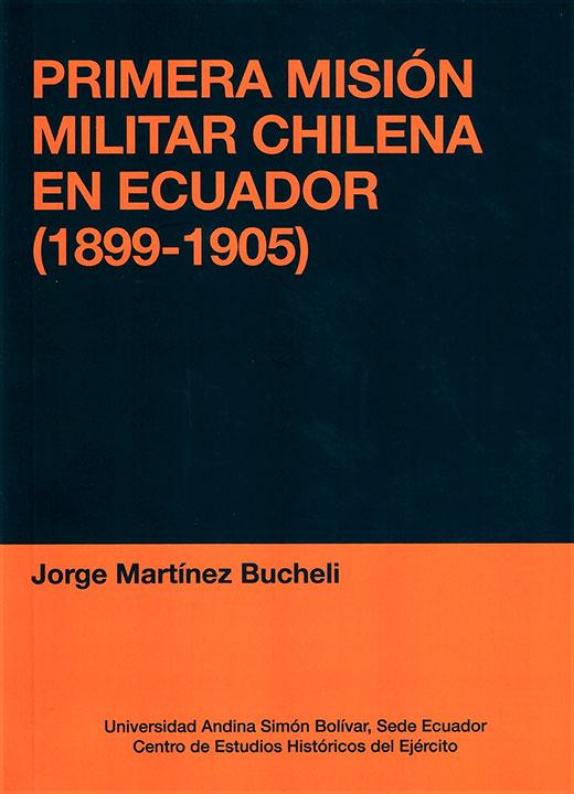 Primera Misión Militar chilena en Ecuador (1899-1905)