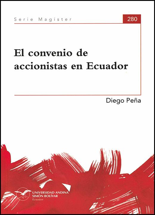 El convenio de accionistas en Ecuador