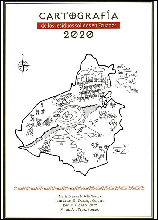 Cartografía de los residuos sólidos en Ecuador 2020