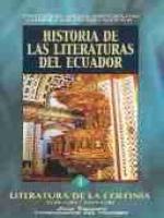 Literatura de la Colonia. Períodos 1534-1594 / 1594-1700