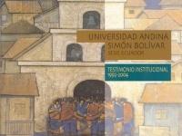 Testimonio institucional 1992-2004