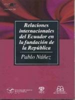 Relaciones internacionales del Ecuador en la fundación de la República