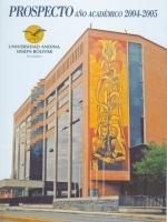 Prospecto año académico 2004-2005