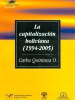 La capitalización boliviana (1994-2005)