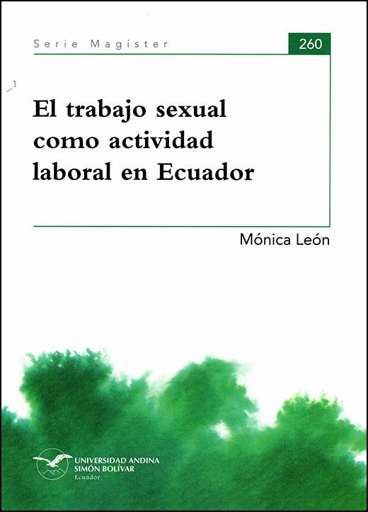 El trabajo sexual como actividad laboral en Ecuador