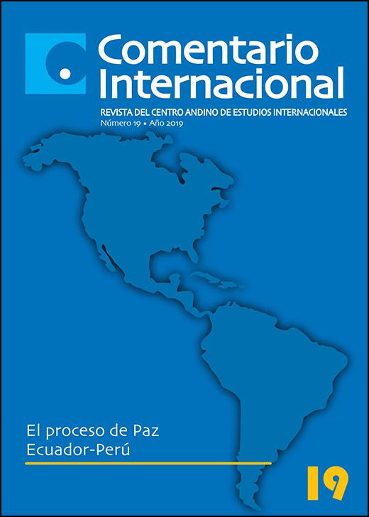 Comentario Internacional. Revista del Centro Andino de Estudios Internacionales