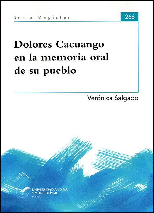 Dolores Cacuango en la memoria oral de su pueblo