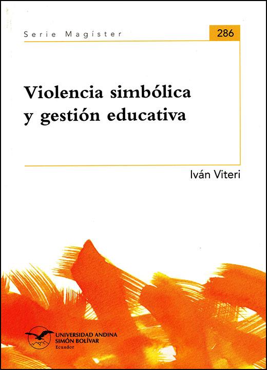 Violencia simbólica y gestión educativa