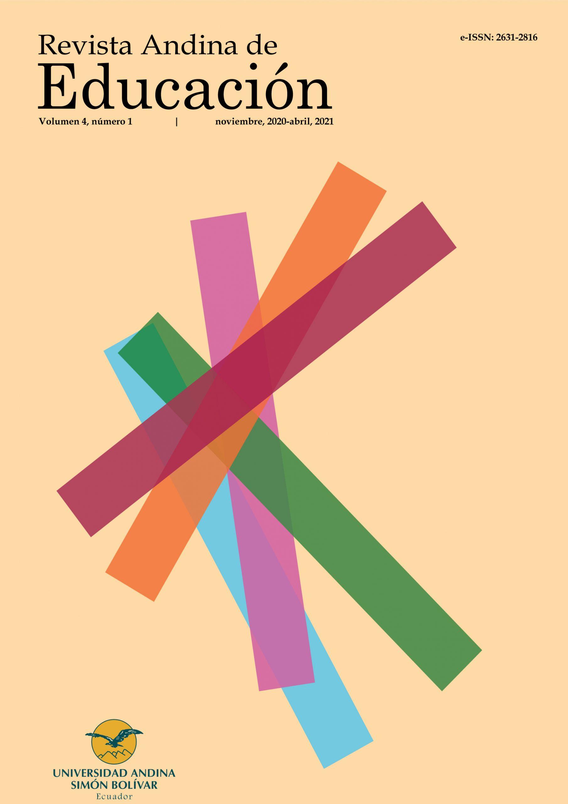 Revista Andina de Educación