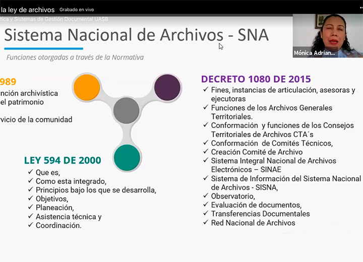 Mónica Adriana Hinestrosa Bejarano archivos