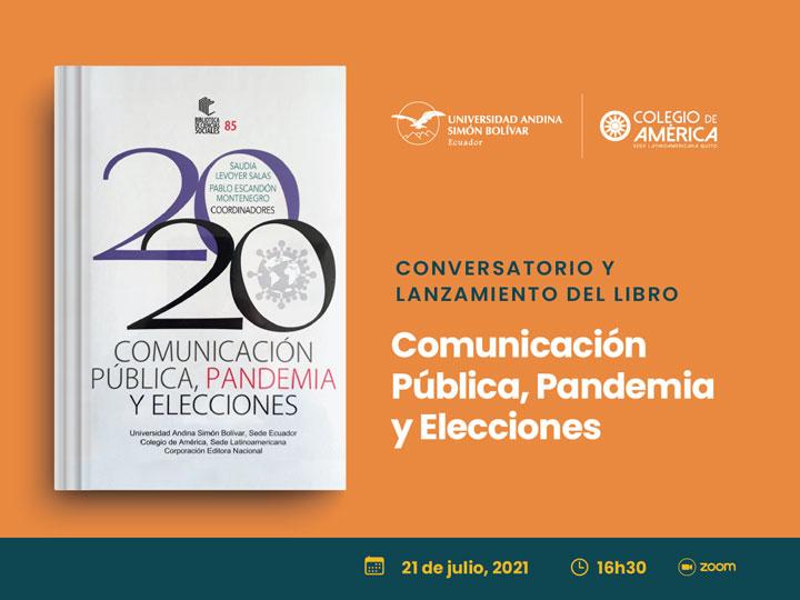 Comunicación Pública, Pandemia y Elecciones