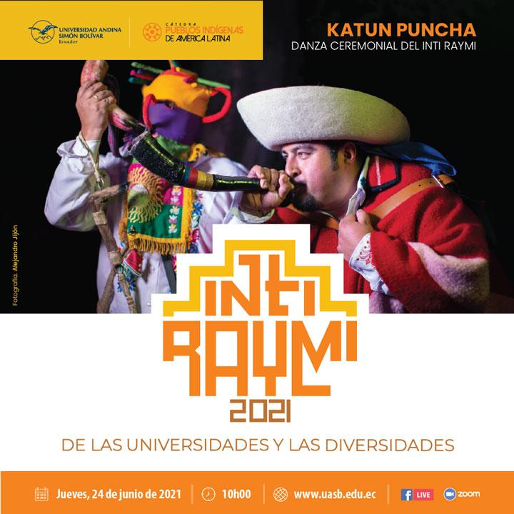 Katun Puncha, danza ceremonial del Inti Raymi