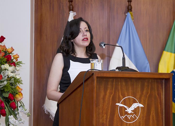 Discurso de Eddy De La Guerra en la ceremonia del Natalicio de Simón Bolívar