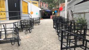 Entrega de triciclos para recicladores en Portoviejo
